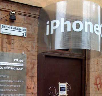 iphone cafe